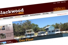 Blackwood River Houseboats
